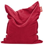 Original Stonewashed bean bag, red