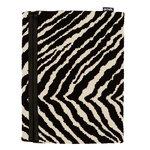 Zebra pouch, large