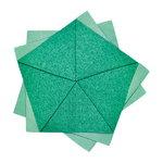 Iittala X Issey Miyake table flower 20 cm, emerald
