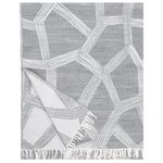 Himmeli blanket, grey