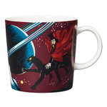 Moomin mug, The Hobgoblin, purple