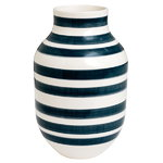 Omaggio vase, large, granite grey
