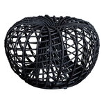 Cane-line Nest footstool, small, lava grey
