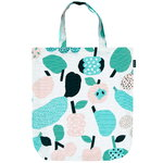 Tutti Frutti tote bag, light green