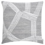 Himmeli cushion cover, grey