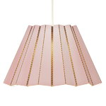 Model No. 1 pendant lamp, pink