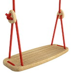 Lillagunga swing, oak, red