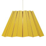 Model No. 1 pendant lamp, yellow