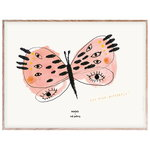 Poster Fly High 40 x 30 cm