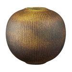 Klassik Studio Earth vase, 21 cm, brown