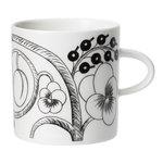 Paratiisi mug 0,24 L, black