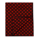 Okko interior cloth, red-plum