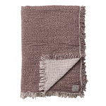 Collect SC32 throw, 140 x 210 cm, cloud - burgundy