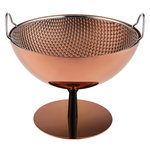 AC04 fruit bowl/colander, copper