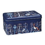 Taika tin box, blue