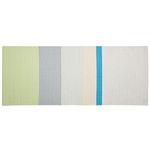 Hay Paper carpet, Blue Focus