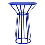 Hollo table, blue