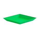 Hay Kaleido tray XS, green