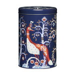 Iittala Taika tin jar 128x195 mm, blue