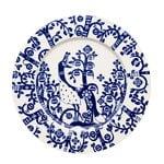 Taika plate 22 cm, midnight blue