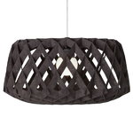 Showroom Finland Pilke 60 pendant, black