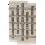 Valli rug, off white - grey
