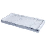 Marble tray L