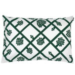 Spalj� cushion cover, green