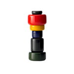 Plus salt and pepper grinder, multi-coloured