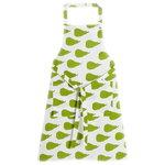 Pieni P��ryn� apron, green