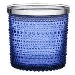 Kastehelmi jar, 116x114 mm, ultramarine
