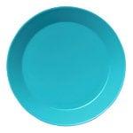 Teema plate 26 cm, turquoise