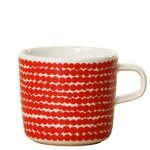 Oiva - R�symatto glogg cup, 2 dl, red-white
