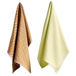 Hay S&B Tea towels, 2 pcs, No. 1 marker diamond