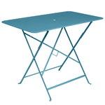 Bistro table 97 x 57 cm, turquoise