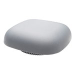 Jalo Helsinki Kupu photoelectric smoke alarm, grey
