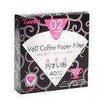 Hario V60 paper filters 40 pcs