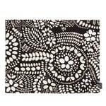 Marimekko N�si� coated cotton placemat, black-white
