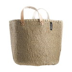 Kiondo basket with handles M, natural