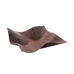 Tuisku bowl small, walnut