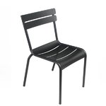 Fermob Luxembourg chair, liquorice