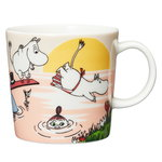 Moomin mug, Evening Swim