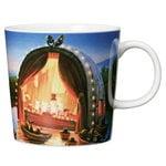 Moomin mug, Golden Tale