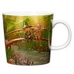 Moomin mug, Last Dragon