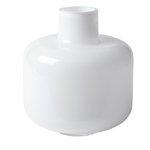 Ming vase, white