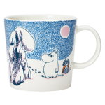 Moomin mug, Crown Snow-Load