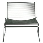 Hee lounge chair, racing green