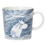 Arabia Moomin mug, Snow Blizzard