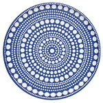 Kastehelmi tray, blue