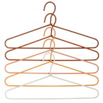 Cord Hanger Fade, 5 kpl, oranssi
